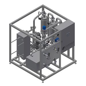 ISO Bild Membranentagsungsanlage (MWD)