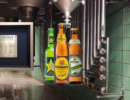 Seriennummer 1.000 für Brauerei Wittmann